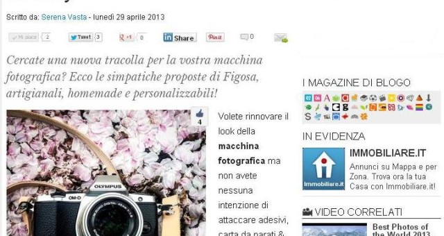 Figosa on Click Blog