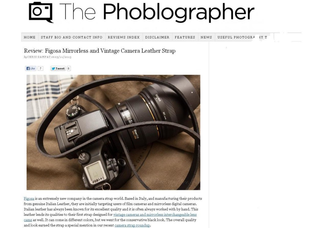 phoblographer review