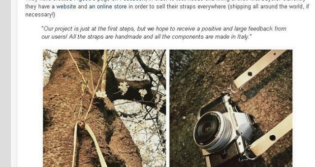 Figosa on Shooting Film blog