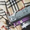 Figosa Wrist Strap Color Edition lavander
