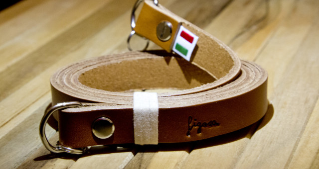 "Figosa straps: a real ""made in Italy"" handcrafted product"